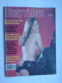 Easyriders Tijdschrift 1981 NR 095 #1 Engels