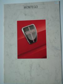 Austin Montego  Brochure 89 #1 Nederlands