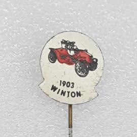 SP0394 Speldje 1903 Winton [rood]