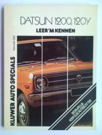 Datsun 1200 en 120Y  Leer 'm kennen 70-76 #1 Nederlands