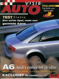 Autovisie   Tijdschrift 1997 NR 07 #1 Nederlands