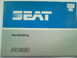 Seat Fura  Instructieboekje 84 #1 Nederlands