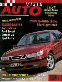 Autovisie   Tijdschrift 1997 NR 14 #1 Nederlands