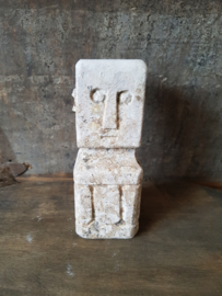 Stenen mannetje nr.3