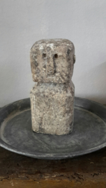 Stenen mannetje nr.1