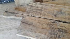 Serveerplank Recycled Wood