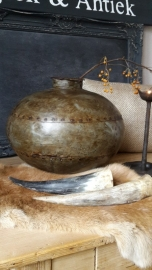 Authentieke waterpot of waterkruik