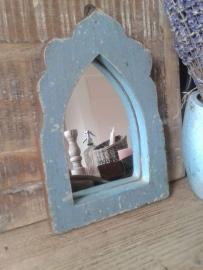 Oud Indiase spiegel