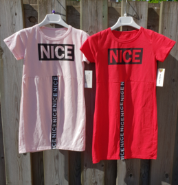 """T-Shirtjurk """"NICE"""""""