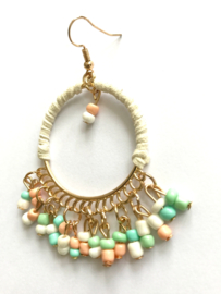 Oorbellen - Sweet Boho Multi Colour