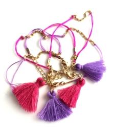 Armband Fine Lady Purple