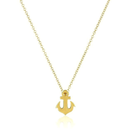 Ketting - Anchor Gold