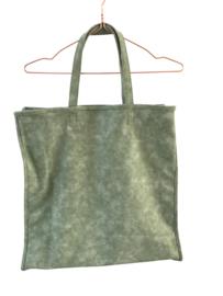 Tas - Big XL Shopper - Green