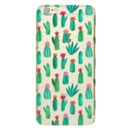 Telefoonhoesje - Iphone 7 / 8 - Cactus all over