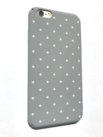 Telefoonhoesje - Iphone 7 / 8 - Dotty Dot Grey
