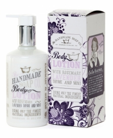 Lavender, Rosemary, Thyme and Mint Bodylotion - 100% Natuurlijk