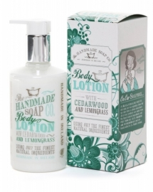 Cedarwood and Lemongrass Bodylotion - 100% Natuurlijk