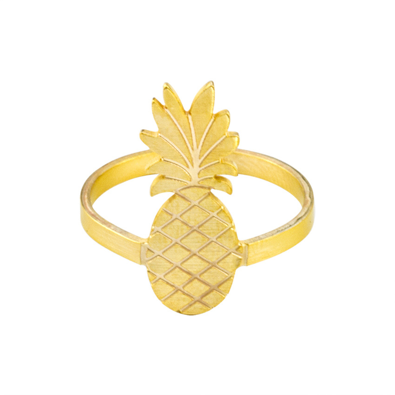 Ring - Sweet Pineapple Gold