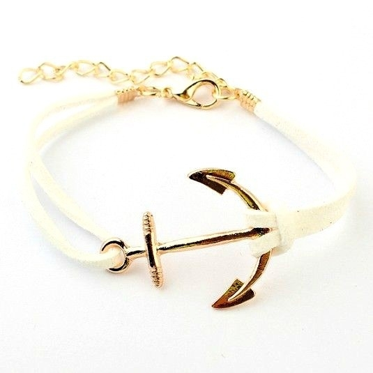 Armband - Anchor White