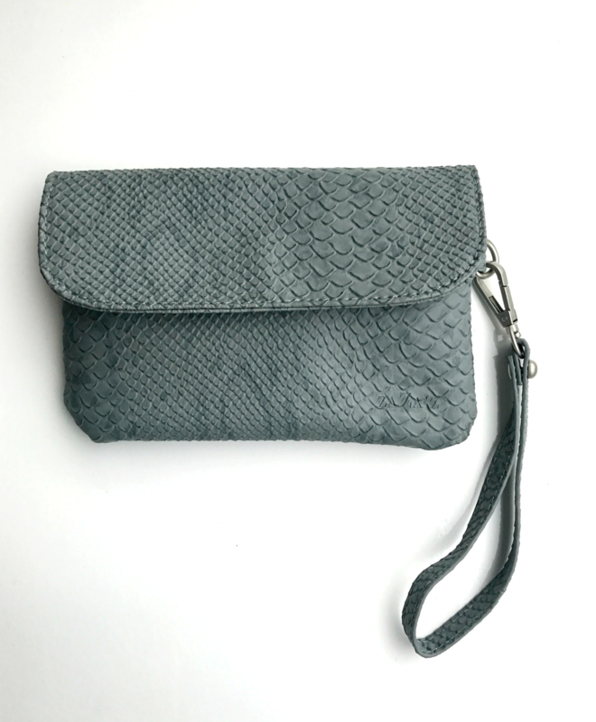 Tas - Snake Dark Grey Small