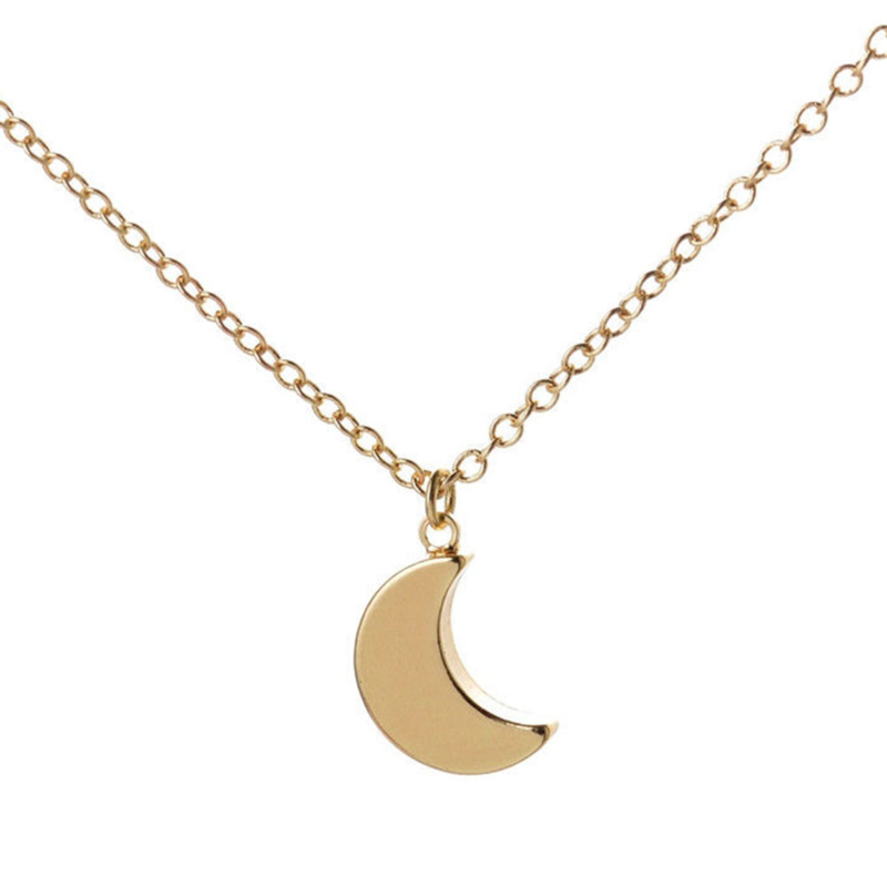 Ketting - Hello Moon Gold