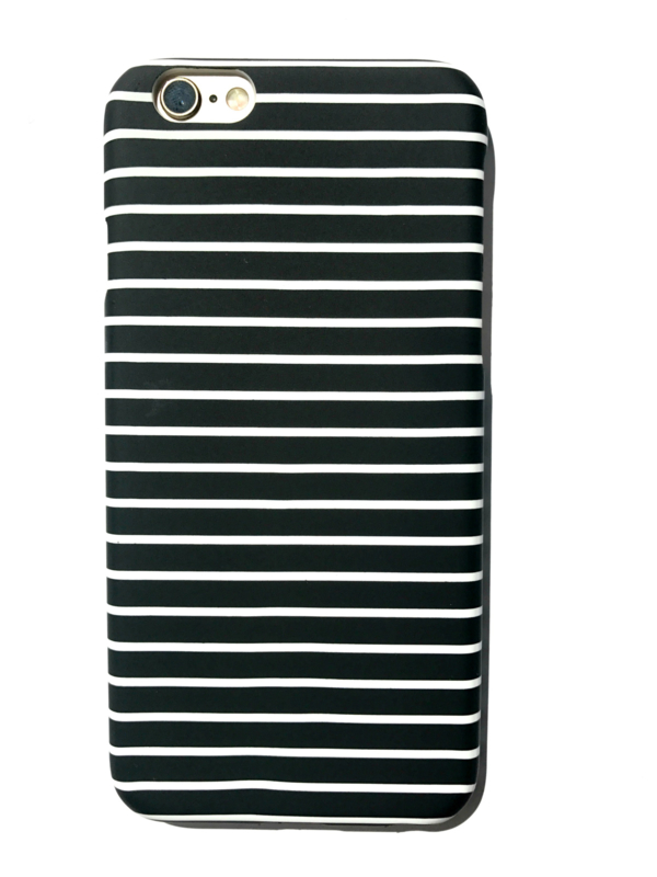 Telefoonhoesje - Iphone 6/6S - Stripes all over