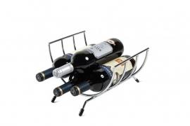 Happy Cocooning Houder voor keramische houtblokken / wijnrek