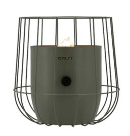 Cosiscoop Basket Olive gaslantaarn