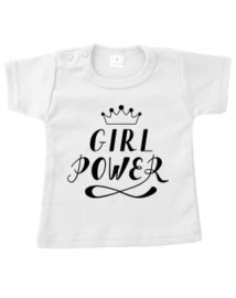 T shirt Girl Power