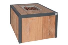 Easyfires vuurtafel Box square (vierkant)