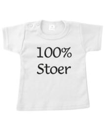 T shirt 100% stoer