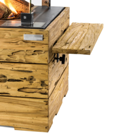 Happy Cocooning Houten sidetable set Driftwood