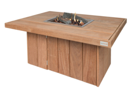 Easyfires vuurtafel Excellent rectangle (rechthoek)