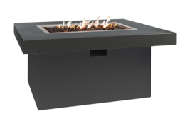 Easy Fires vuurtafel Milano rectangle (rechthoek)