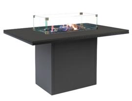 Cosiloft 120 Relax Dining Table Black/Black