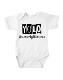 Romper - Yolo (Your Only Little Ones)