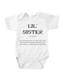 Romper - Lil Sister