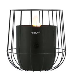 Cosiscoop Basket Black gaslantaarn