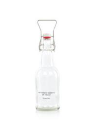 Drinkfles blank glas Vahe