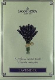Jacob Hooy geurzakje Lavendel