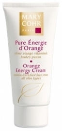 Mary Cohr Crème Energie D'orange