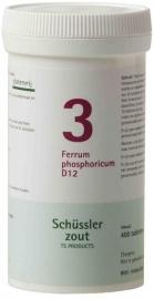 Schüssler Nummer 3: Ferrum phosphoricum