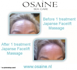 Oosterse body-  en Facelift-massage als halve dag arrangement