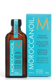 Morroccanoil: Treatment