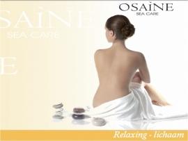 Relaxing lichaamsbehandeling