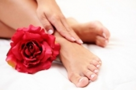 Pedicure behandeling
