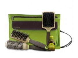 Macadamia: Luxury Brush Bag