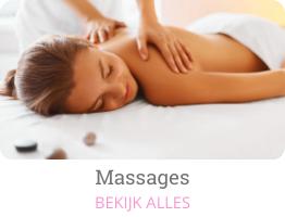 Massages bij Cosme Beauty Center