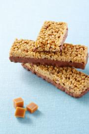 karamel crispy reep (doos met 5 repen)