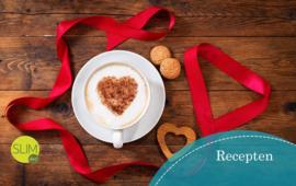 Kaneel koekjes met cappuccino vanaf stap 1